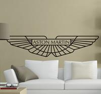 tenstickers Sticker decoratie logo aston martin