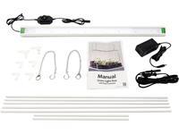 Venso Kweeklamp met statief GrowLight Duo LED vast ingebouwd 22 W Neutraal wit 1 stuks