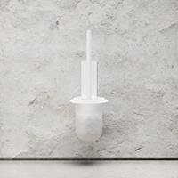 Nichba-Design - Toilet Brush - White