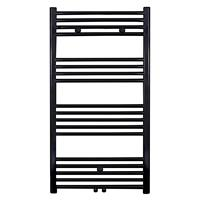 sanigoods Base handdoek radiator 110x60 700 watt MO aansluiting zwart
