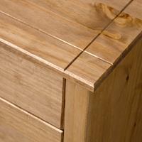 Bijzetkast Panama Range 80x40x73 cm grenenhout
