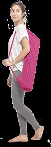 TERAPY yogamat tas roze Jazz by
