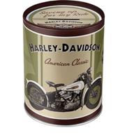 Nostalgic Art Spaarpot Harley-Davidson Knucklehead