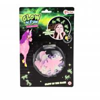 Toi-Toys Eenhoorn glow in the dark stickers