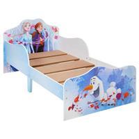 Disney Frozen 2 Kinderbed met Lades 70 x 140 cm