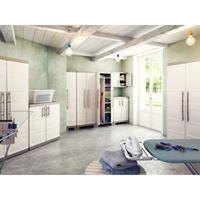 Keter Werkkast Excellence 65x45x182 cm beige en taupe