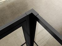 mueller Skyline koppelprofiel mat zwart