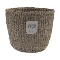 Stapelgoed Sisal Mand Grey