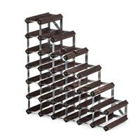 Traditional Wine Rack Co. Wijnrek Trap 27 Flessen
