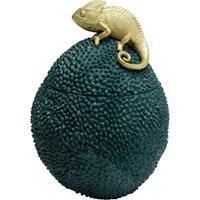 Kare Design Deco Pot Chameleon 34cm