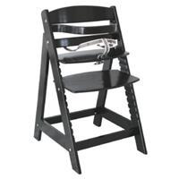 Roba Kinderstoel Sit Up III, zwart - Zwart