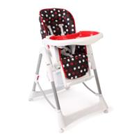 CHIC4BABY CHIC 4 BABY Kinderstoel ENJOY Dots - Rood