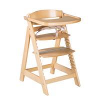 Roba Kinderstoel Sit Up Click & Fun natuur - Natuurlijk