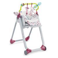 Chicco Speelboog en zitverkleiner voor Kinderstoel - Kleurrijk