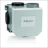 Itho Daalderop CVE-S ECO SE ventilatie-unit randaarde, ventilatievermogen 375 m3/uur met vochtsensor en eurostekker