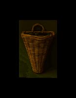 vanderleeden Balkonmand l30b18h16cm grijs