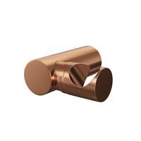 brauer Copper Edition wandhouder Koper Geborsteld PVD
