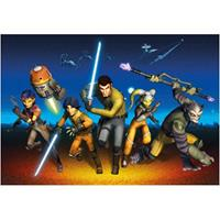 Praxis Fotobehang Star Wars rebels run