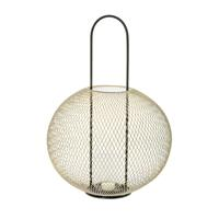 Riverdale Windlicht Pure goud 50cm