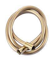 AquaVive doucheslang PVC 150cm goud