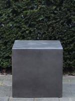 HO-Jeuken Sokkel light cement, betonlook, 40*40*40 cm