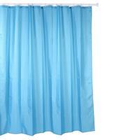 badstuber douchegordijn blauw 180x200