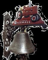 Deco Import Deurbel Tractor Farmall
