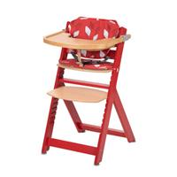 Safety 1st Timba met kussen kinderstoel - rasberry red wood, red campus