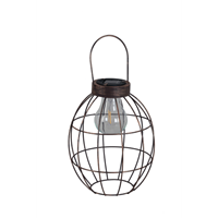 Luxform solar hanglamp Sheffield