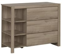 gamillofurniture Commode Ethan 79 cm hoog in kronberg eiken