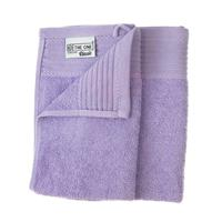 theonetowelling The One Towelling 2-PACK: Gastendoekjes Classic -30 x 50 cm - Lavendel