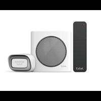 Extel draadloze deurbel Dibi More + converter