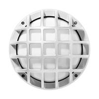 PERFORMANCE LIGHTING Buitenwandlamp Eko+21/G, E27, wit gestructureerd