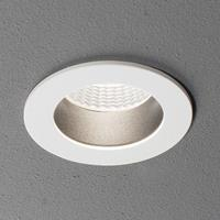 Molto Luce Look Round Small LED inbouwspot in wit, star