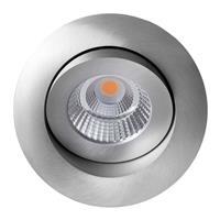 THE LIGHT GROUP Quick Install Allround 360° spot alu 3.000 K