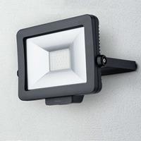 Theben theLeda B30L LED-buitenspot, zwart