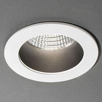 Molto Luce LED inbouwspot look Round Big, wit