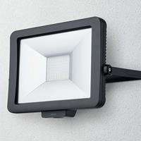 Theben theLeda B50L LED-buitenspot, zwart
