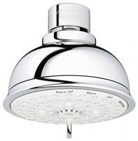 grohe Plafond Douche Tempesta Rustic 100 Ø100mm 4 jets Chroom