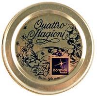 Bormioli Rocco Bormioli Deksels Quattro Stagioni Ø 5.6 cm - 3 stuks