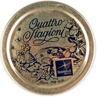 Bormioli Rocco Bormioli Deksels Quattro Stagioni Ø 7 cm - 2 stuks