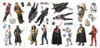 roommates muurstickers Star Wars: The Rise of Skywalker vinyl 28 stuks