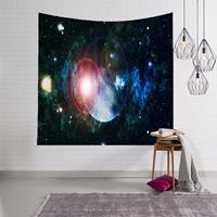 3D digitaal schilderen Sky wervelende wandtapijten muur opknoping tapijt strandlaken multifunctionele wandtapijten Home psychedelische, grootte: 150 x 102cm