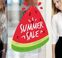 tenstickers Summer sale meloen sticker