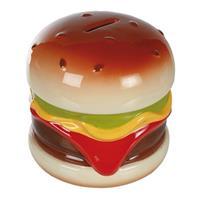 Spaarpot hamburger 14 cm - Spaarpotten