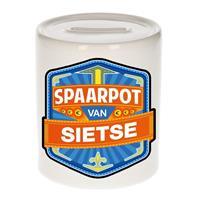 Bellatio Kinder spaarpot voor Sietse - Spaarpotten