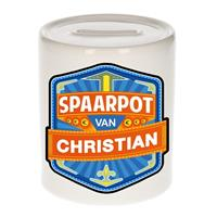 Bellatio Kinder spaarpot voor Christian - Spaarpotten