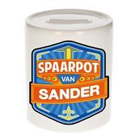 Bellatio Kinder spaarpot voor Sander - Spaarpotten