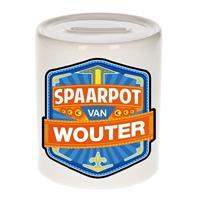Bellatio Kinder spaarpot voor Wouter - Spaarpotten