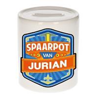 Bellatio Kinder spaarpot voor Jurian - Spaarpotten